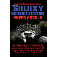 Galaxy Science Fiction Super Pack #2: With linked Table of Contents