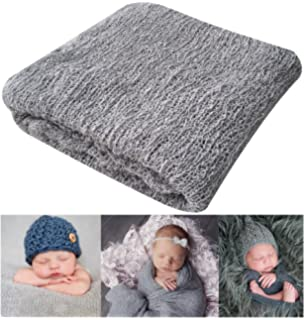 745ceb33d63 Amazon.com  Newborn Baby Bear Hat Beanie with Bear Dolls Photography ...