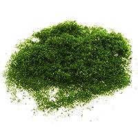Imported Leaves Foliage Model for Mini Tree Model Landscape DIY - Dark Green