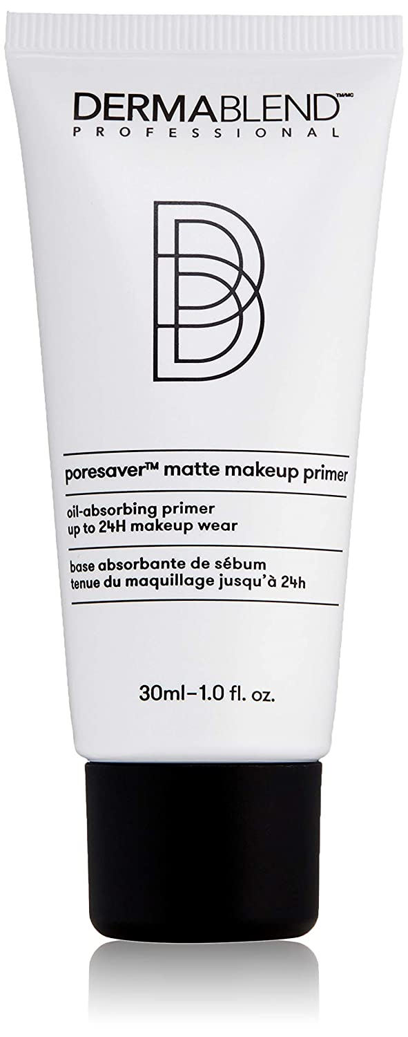 Amazon.com: Dermablend Poresaver Matte Makeup Primer for Oily Skin ...