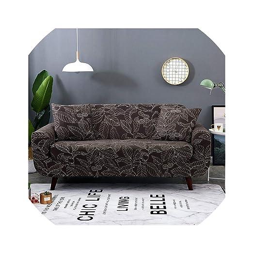 Brilliant-Mirror sofa cover Funda de sofá elástica para ...