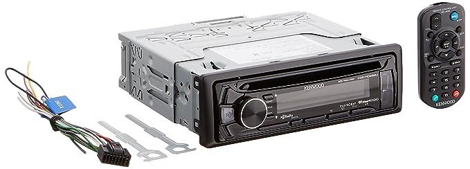amazon com kenwood kdc hd262u cd receiver with built in hd radio rh amazon com
