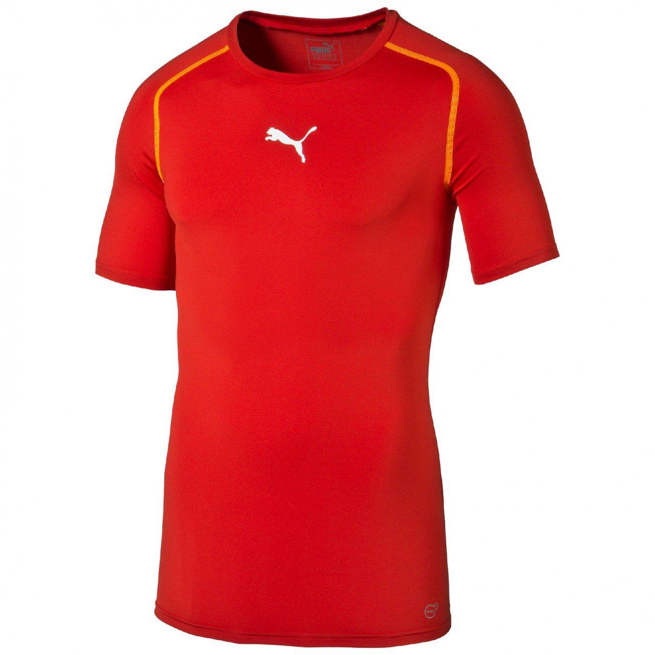 PUMA Herren T-shirt TB Short Sleeve Tee 654613396