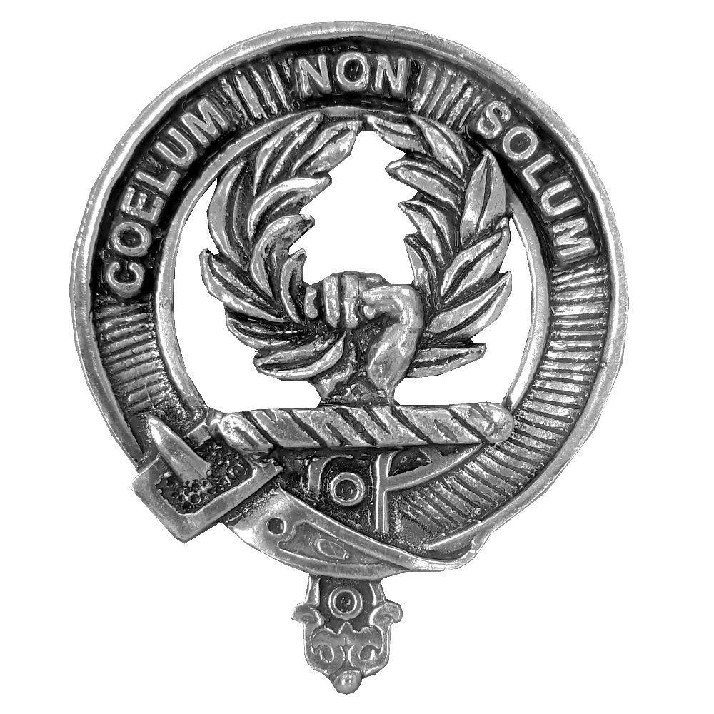 Elliott Scottish Clan Crest Lapel Pin Badge Gift