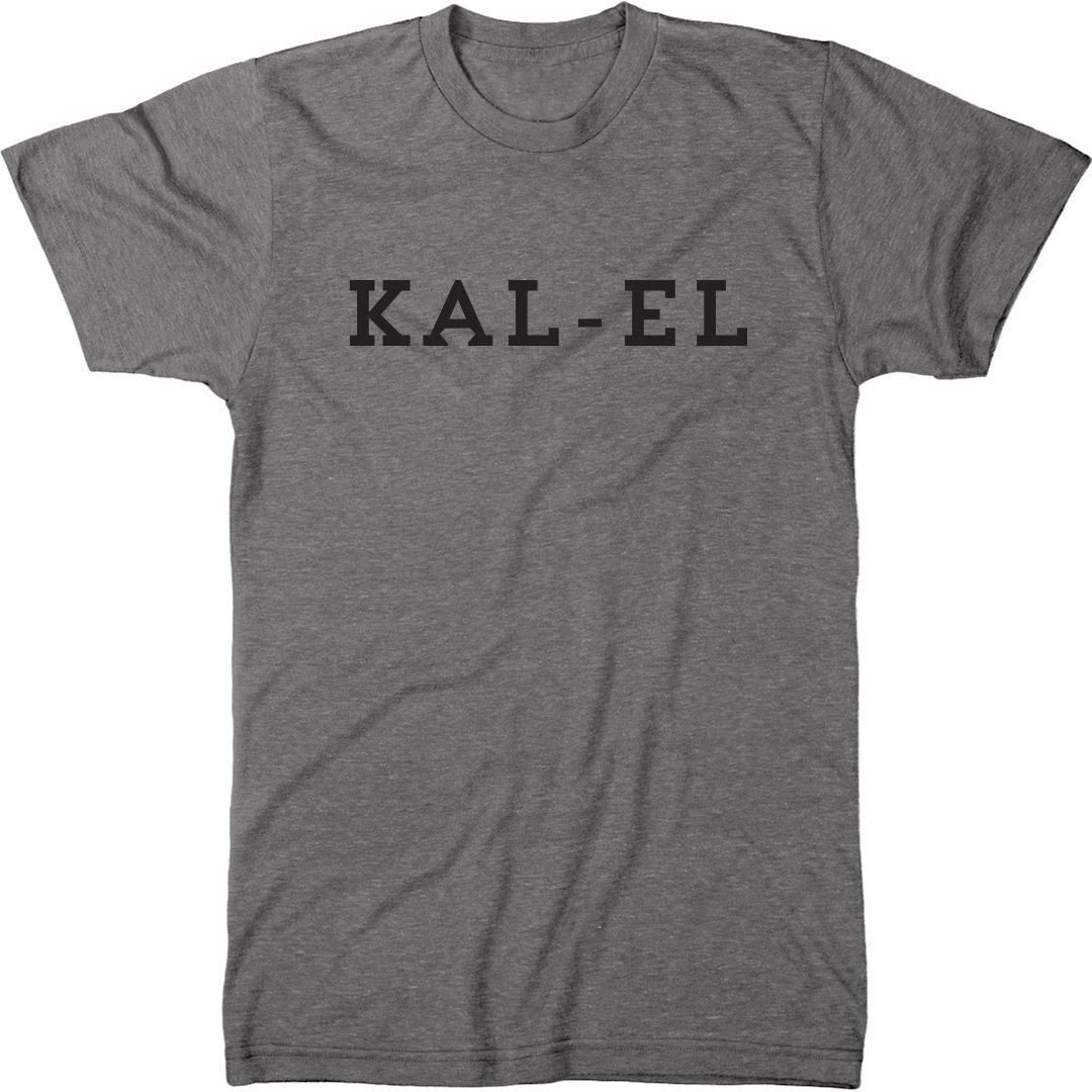 Premium Kal El Name Modern T Shirt 2703