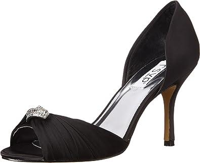 926e05cca952 RSVP Women s Zina Black D Orsay 8 W  Amazon.co.uk  Shoes   Bags