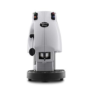 Didiesse Frog Revolution máquina de café de monodosis, 650 W, color blanco