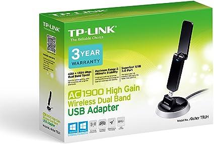TP-Link Archer T3U AC1300 MU-MIMO USB 3.0 – Adaptador para ...