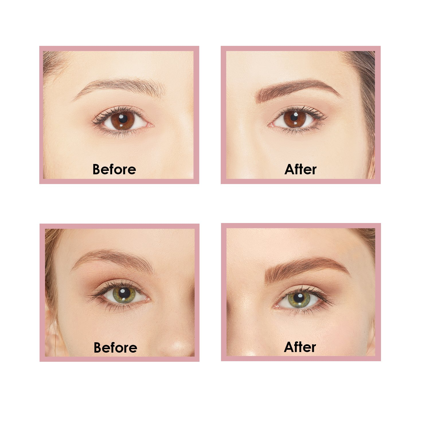 Amazon 3 Second Brow Eyebrow Stamp Perfect Natural Looking