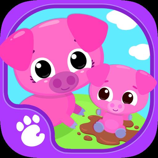 - Cute & Tiny Farm Animals - Baby Pet Village