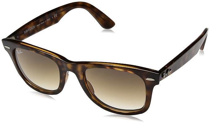 Ray-Ban 4340 Gafas de sol, Havana, 50 Unisex-Adulto: Amazon ...