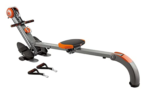 Body Sculpture Rower and Gym