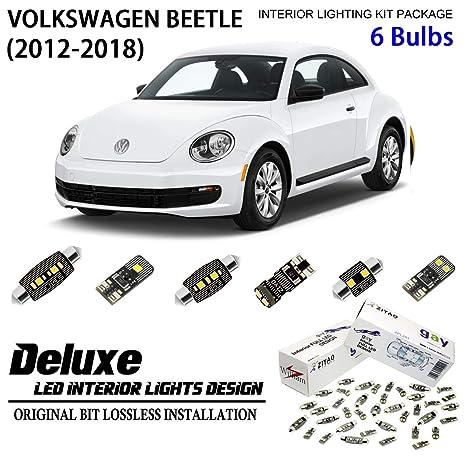 Amazon.com: ZIYO ZPL9116 - (6 Bulbs) Deluxe LED Interior ... on 1974 vw beetle wiring diagram, 2001 vw beetle wiring diagram, 1998 vw beetle wiring diagram, 1970 vw beetle wiring diagram, 2002 vw beetle wiring diagram, 2006 vw beetle wiring diagram, 2004 vw beetle wiring diagram,
