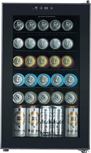 KUPPET Beverage Cooler and Refrigerator