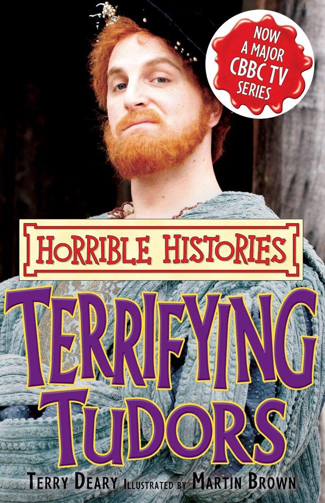 Download Terrifying Tudors (Horrible Histories) pdf epub