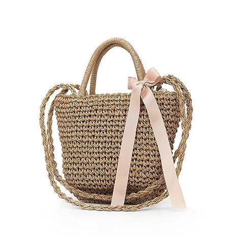 Dxlta Bolso de playa para mujeres - Bolsas de hombro ...