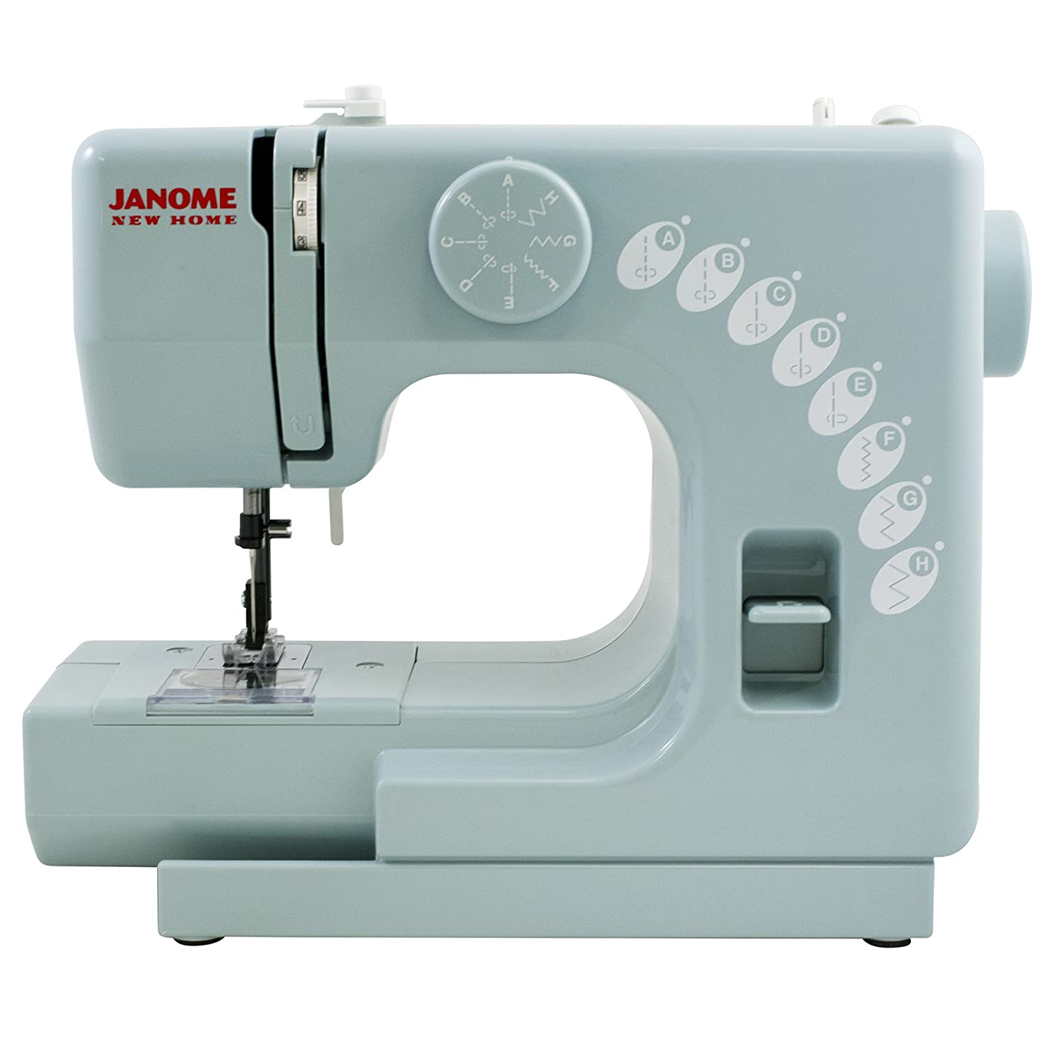frayed janome bit review machine mini just a quilt img and skyline free quilting pattern sewing