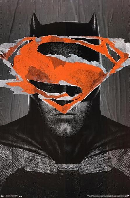 Batman Vs Superman Teaser Poster 22 X 34in