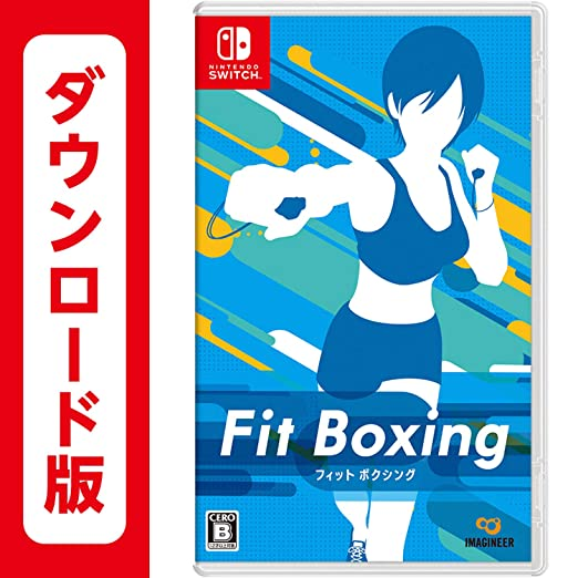 Amazon.co.jp: Fit Boxing(フィットボクシング)