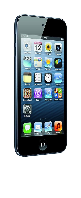 Amazon.com: Apple iPod touch 64GB Black (5th Generation): Home Audio &  Theater