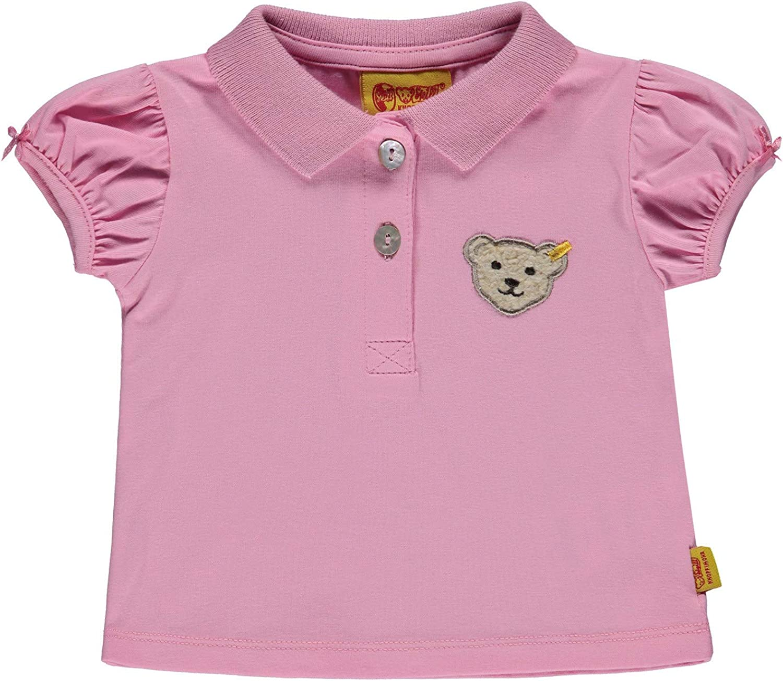 Steiff Baby-M/ädchen Poloshirt
