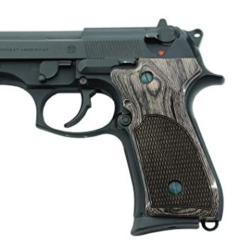 Amazon.com: Altamont Beretta 92FS - Puños para Beretta 92 ...