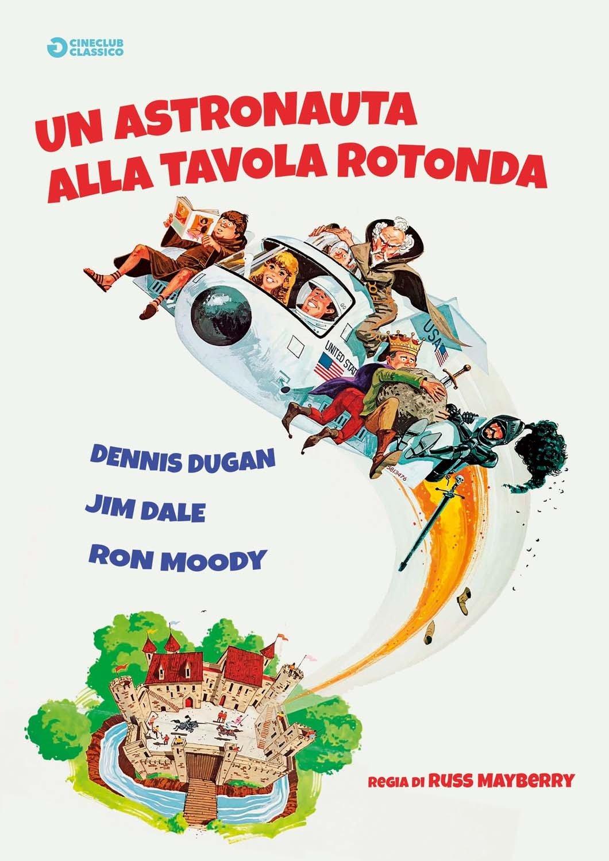 Un Astronauta Alla Tavola Rotonda [Italia] [DVD]: Amazon.es ...