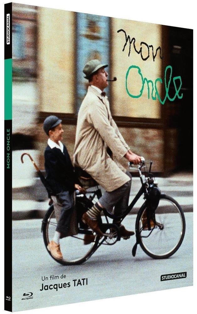 Mon oncle [Blu-ray]
