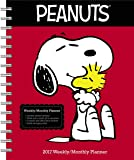 Peanuts Weekly and Monthly Planner (2017)