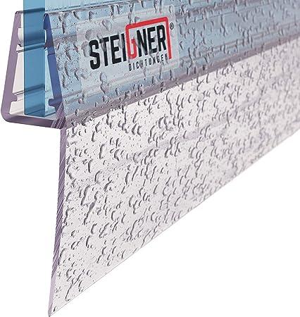 STEIGNER 110cm Joint d/étanch/éit/é de remplacement pour les vitres d/'une /épaisseur 6mm// 7mm// 8mm UK03