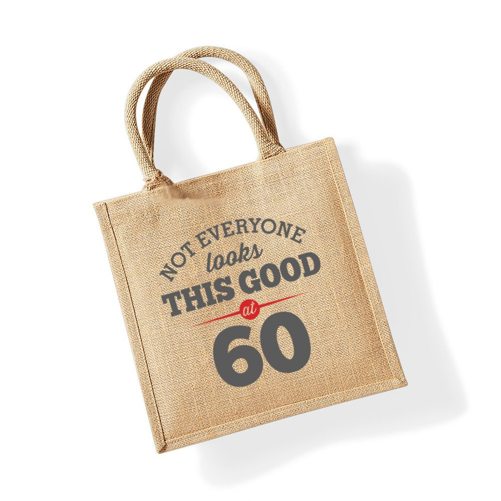60th Birthday 1958 Keepsake Funny Gift Gifts For Women Novelty Ladies Female Looking Good Shopping Bag