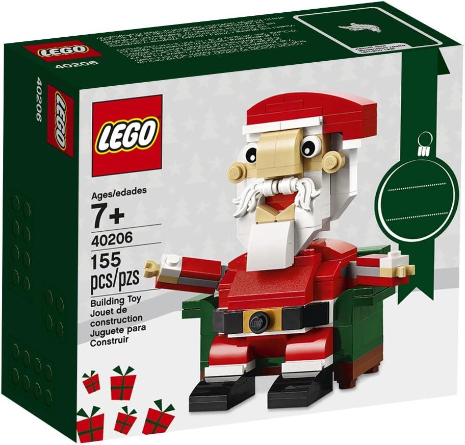 LEGO Bricks & More Santa 40206 Building Kit
