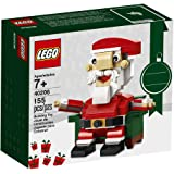 LEGO Holiday Santa 40206 Building Kit (155 Piece)
