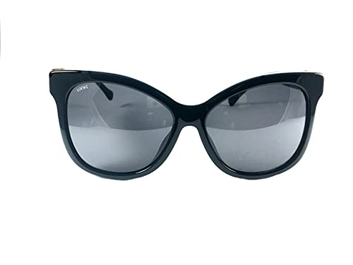 Loewe Gafas de Sol SLW950G590700 (59mm) Mujer Shiny Black