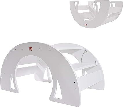 Bianconiglio Kids Dondo Rocker Table Moderne