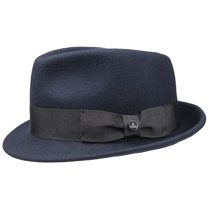 Lierys Classic Wool Trilby Donna Uomo  49d744d1a7c8