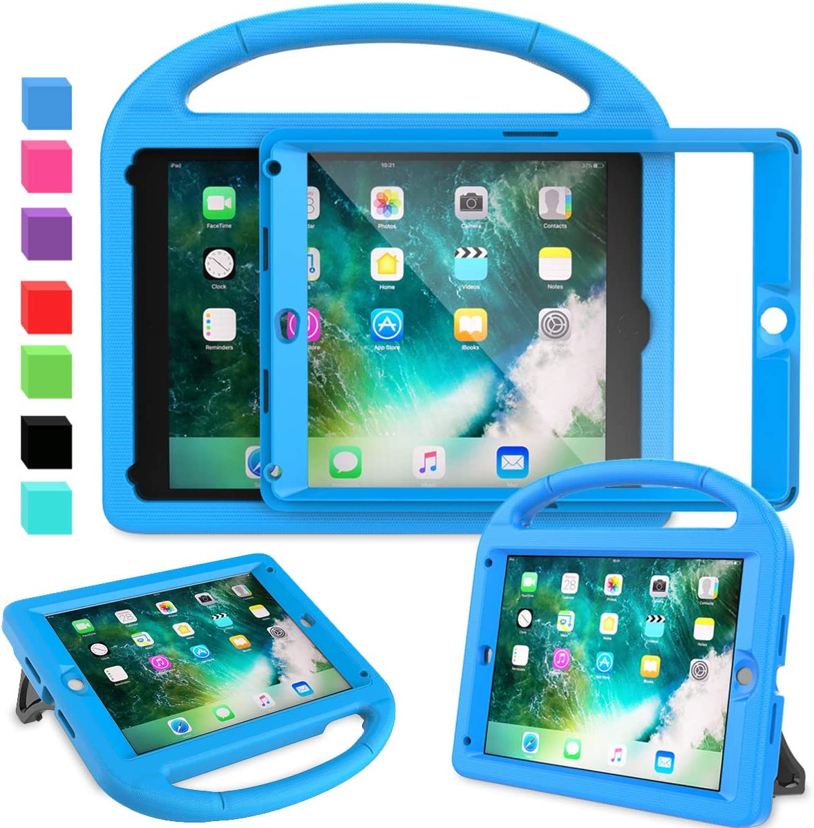Top 15 Best iPad Case For Kid (2020 Reviews & Buying Guide) 8