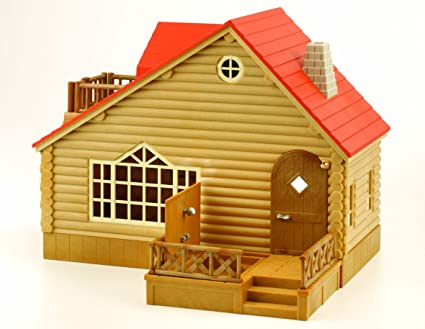 Buy Sylvanian Families Log Cabin Online At Low Prices In India