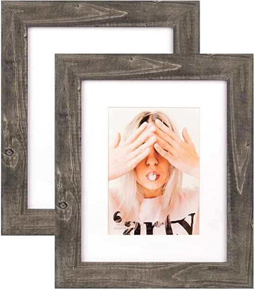 Wall\ Tabletop Brown Wooden Picture Frames with Wide Molding 5x7,8x10 11x14