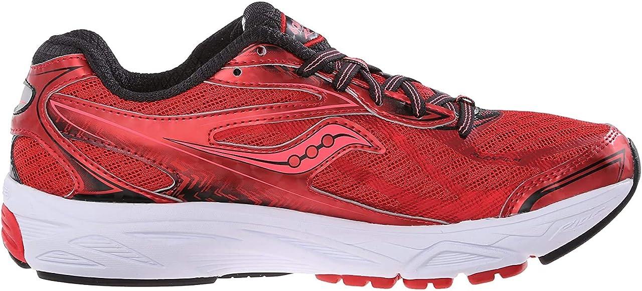 Zapatillas de running Ride 8 para mujer, rojo / negro, 6.5 M US: Amazon.es: Deportes y aire libre
