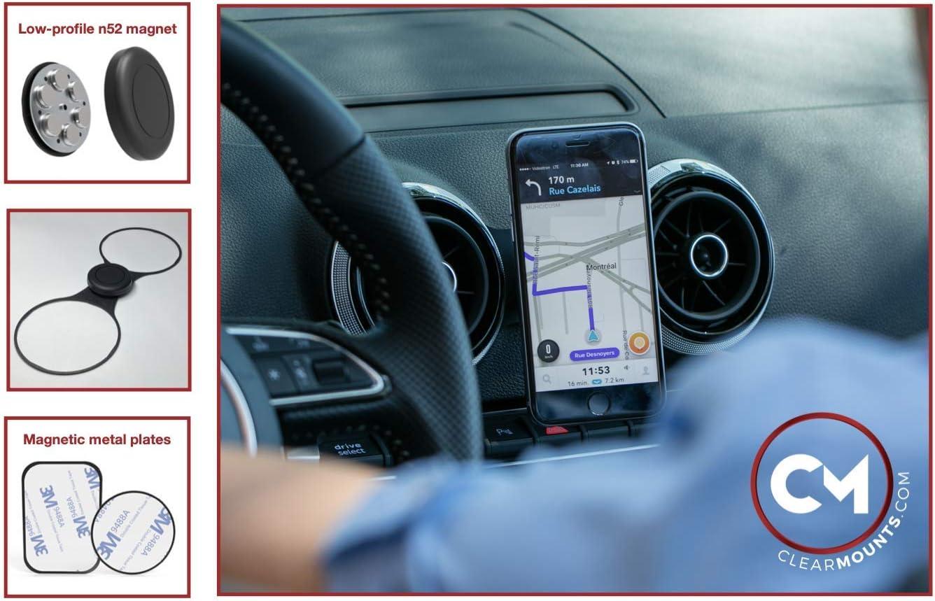 Q2 Audi Phone Holder Gravedad Bloqueo Autom/ático Aluminio Estable Manos Libres Montaje F/ácil Dise/ño Separable Audi Q2 Accessories Plata Soporte/M/óvil/para Audi Q2