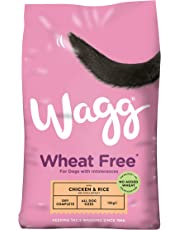 Wagg Complete Sensitive Wheat Free Chicken and Rice Dog Food 12 kg
