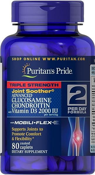 Amazon.com: kal Glucosamine Chondroitin Msm D-3 – -120 ...