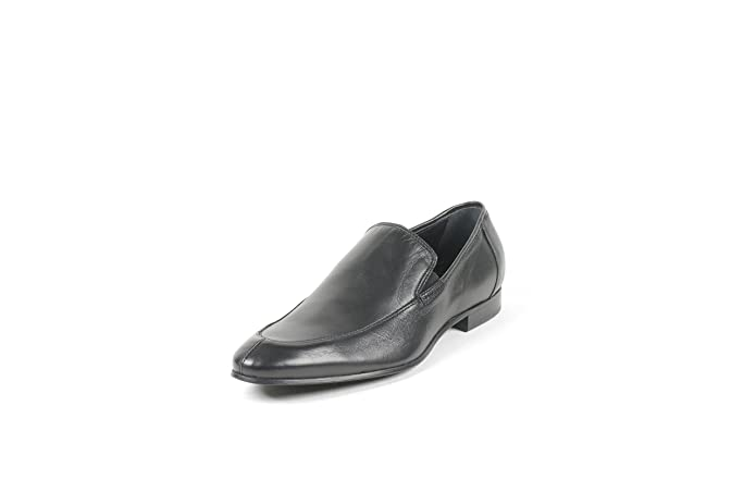 ROBERTO BOTTICELLI - Mocasines para hombre Negro negro IT - Marke Größe, color Negro, talla 42 IT - Marke Größe 42: Amazon.es: Zapatos y complementos