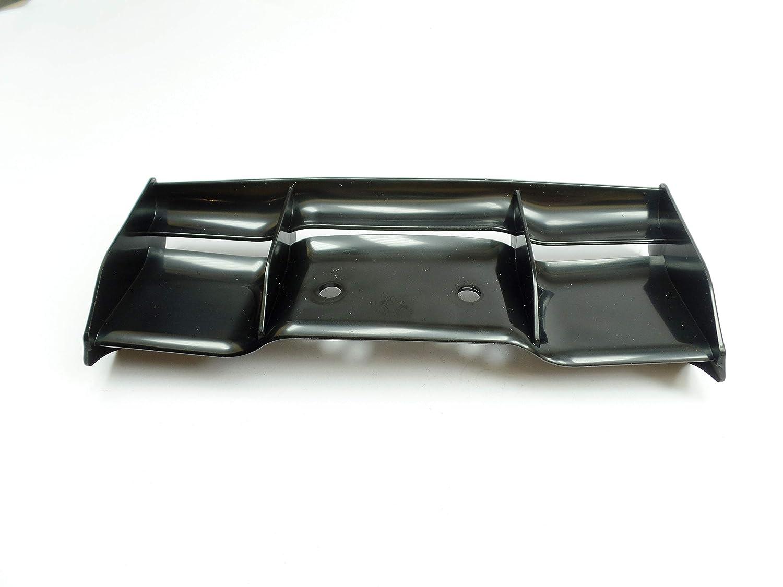 Traxxas E-Revo 5446 Rear Spoiler Black TER®: Amazon.es: Juguetes y ...