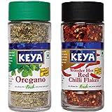 Keya Oregano Chilli Flakes Combo, 49g