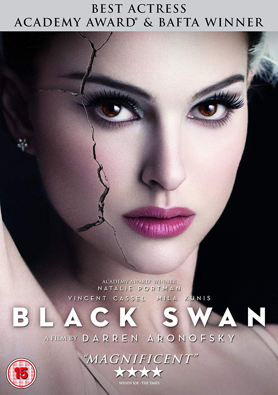 Black Swan DVD + Digital Copy 2010 by Natalie Portman ...