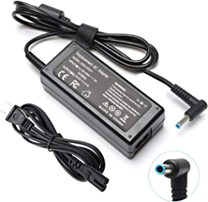 Jeestam 45W Ac Adapter Laptop Charger Replace for HP Pavilion x360 15-f233wm 15-f222wm 15-f211wm 15-f337wm 15-f272wm 15-f387wm 15-n013dx 15-f305dx 15-f010wm 17-g121wm 17-g119dx Power Cord