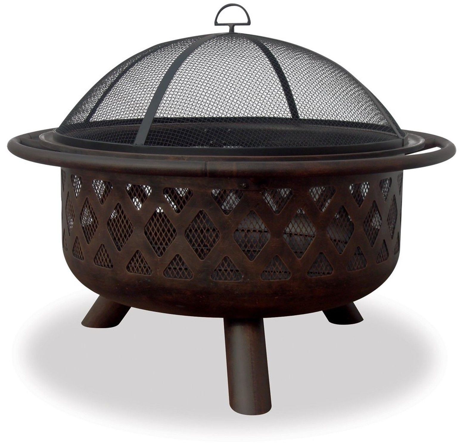 Endless Summer WAD792SP Bronze Crossweave Firebowl Fire Pit New ..#G4E435T1 34452-3T395618 by itonotry