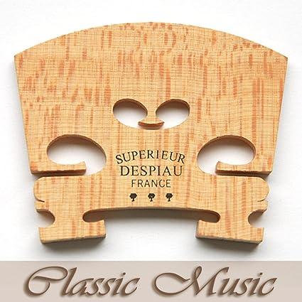 Classic Music Genuine Aubert  De Luxe  Violin Bridge for 4//4 violin